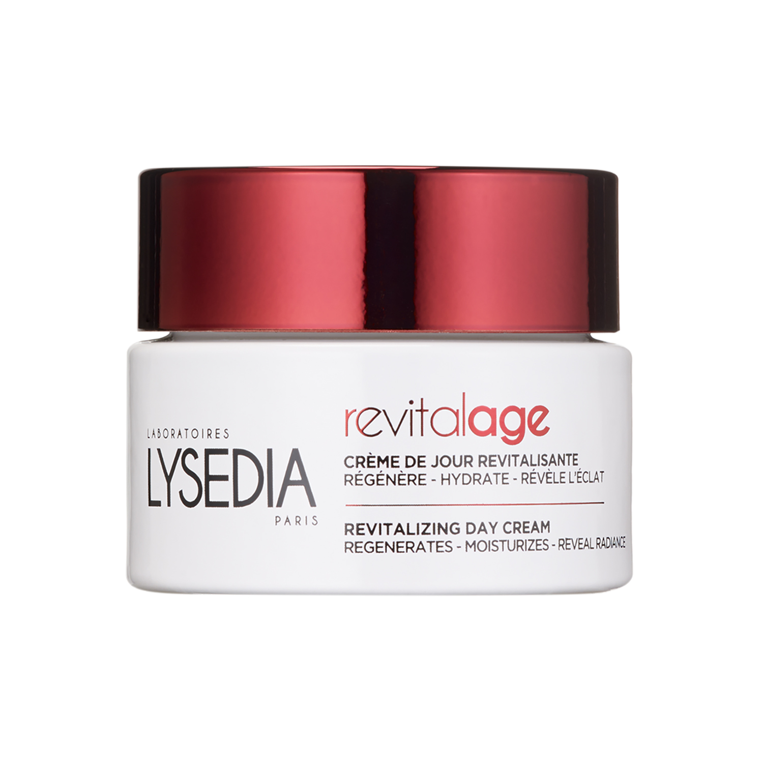 Lysedia Day Cream Revitalage Πρόσωπο  50ml