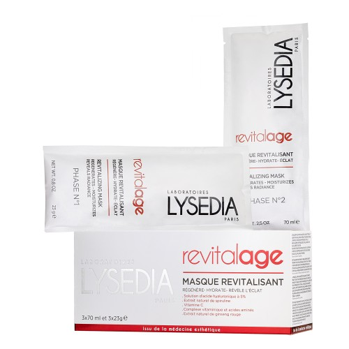 Lysedia Revitalage Mask 3 x 52ml