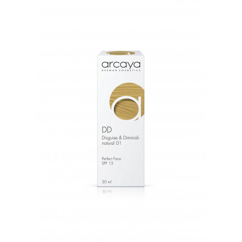 Arcaya DD Naturell 01 Cream 30ml