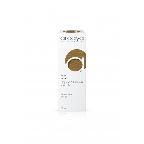 Arcaya DD sand 02 Cream 30ml