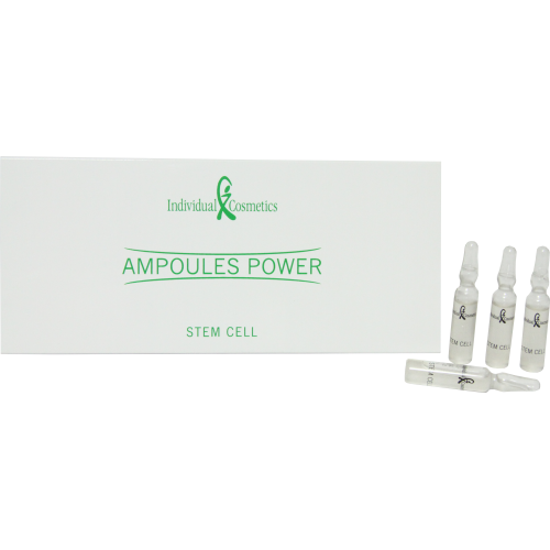 Individual Stem Cell Ampoules Power
